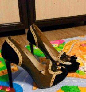 Туфли женские Respect