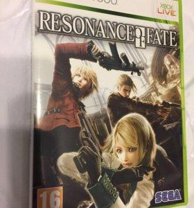 Игра на Xbox 360 Resonance of fate