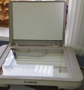 Сканер+принтер