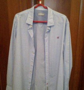 Рубашка NAPAPIJRI мужская, новая,оригинал