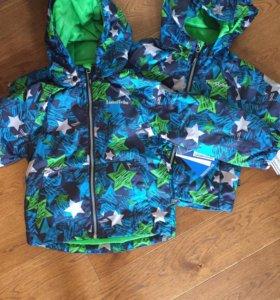 Куртка tokka traibe 98 и 110 размер