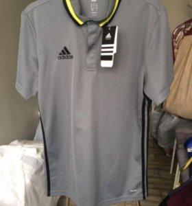 Новое поло Adidas