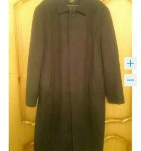 Пальто демисезон мужское кашемир