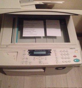 мфу принтер копир ксерокс workcentre xerox 4118