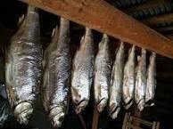 Рыба домашней сушки