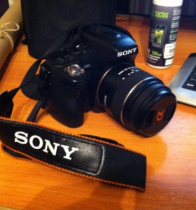 Sony Alpha dslr-A580 kit