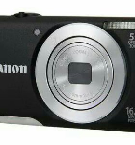 Продам фотоаппарат Canon PowerShot A2500 Black