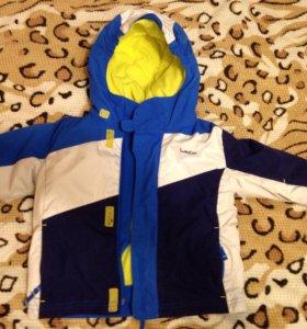 Куртка Швеция от +5 до -15
