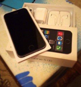 Айфон 5s 32 гигабайта
