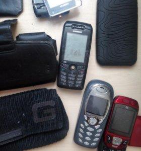 Телефоны чехлы