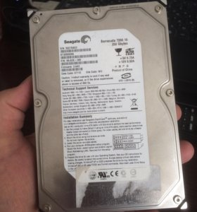 Seagate Barracuda 250 Gb ide