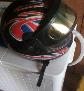 Шлем мотоциклетный.