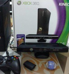 Xbox 360 Slim 4gb+320gb Kinect