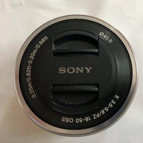 Объектив Sony E 16-50 mm F/3.5-5.6 (selp1650)