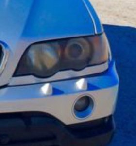 Фары передние на BMW e53