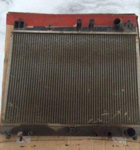Радиатор на тойоту н.16400-21070