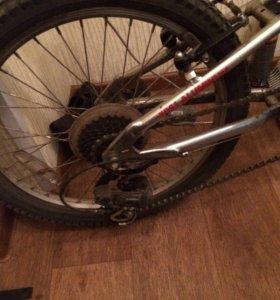 Велосипед на ребёнка 5-9 лет