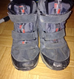 Зимние ботинки 33 р-р