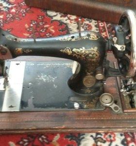 Продам ручная швейная машинка Gritzner Durlach