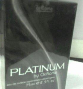 Туалетная вода Platinum