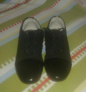 Ботинки для девочки р.33