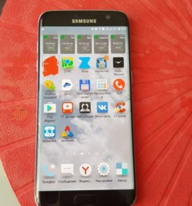 Продам смартфон Samsung S7 Edge + SSD Samsung 64Gb