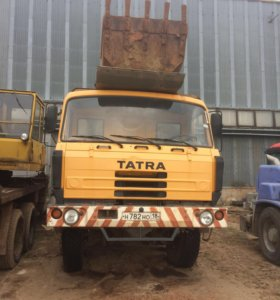 Экскаватор планировщик Tatra UDS-114