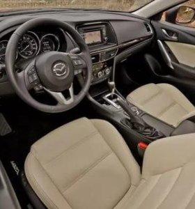 Авто Mazda 6 на свадьбу