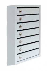Ящики почтовые 7 секций