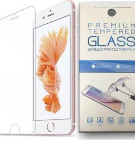 Защитное стекло для IPhone 4,5,6