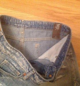 Шорты джинсовые АМЕРИКА
