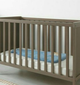 Детская кроватка ИКЕА Сундвик