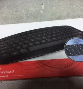 Клавиатура ультратонкая Arc keyboard