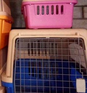 48*32*30 новая переноска для собак кошек
