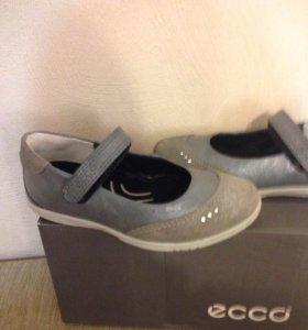 Новые туфли экко