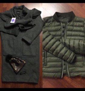 Верхняя одежда пальто