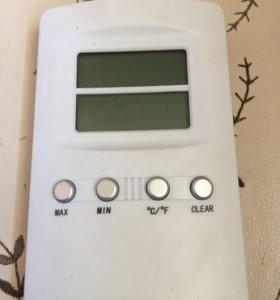 Психрометр- термометр