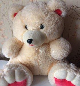 Мягкая игрушка большой медведь