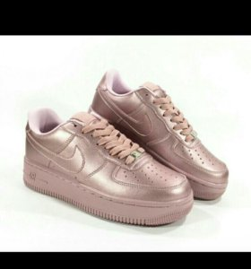 Кроссовки Nike Air Force pink