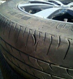 продам резину Bridgestone b391 175/65 r15