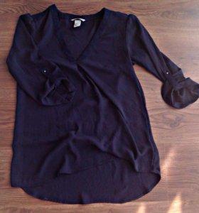 Блуза шифон H&M