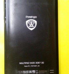 Планшет Prestigio PMT3087_3G