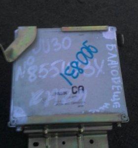 Блок управления JU30, U30