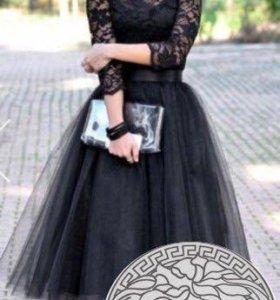 Фатиновая юбка