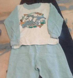 Пакет одежды 122-128см
