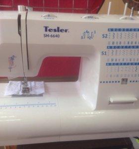 Швейная машинка Tesler