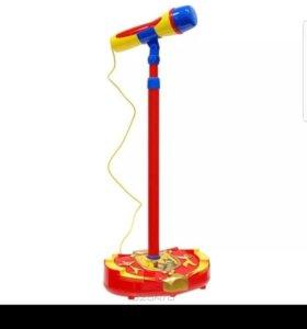 """Развивающая игрушка """"Караоке-микрофон"""