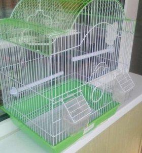 Клетка для птиц, хомяков