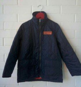 Куртка для мальчика стеганая