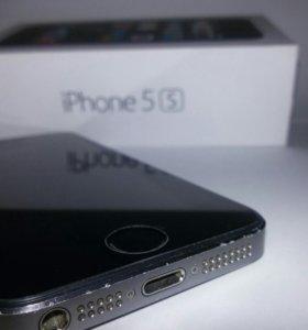Продам iPhone 5s Space Gray 16 Gb